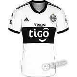Camisa Olimpia do Paraguai - Modelo I