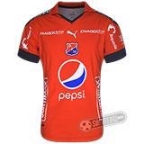 Camisa Independiente Medellín - Modelo I