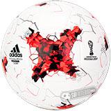 Bola Adidas Krasava Glider (Copa das Confederações Rússia 2017)