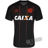 Camisa Atlético Paranaense - Modelo III (Black Edition)