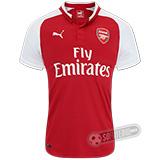 Camisa Arsenal - Modelo I