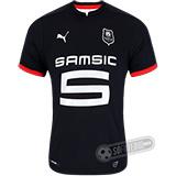Camisa Stade Rennais - Modelo III (Black Edition)