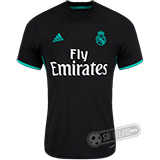 Camisa Real Madrid - Modelo II