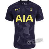 Camisa Tottenham - Modelo III