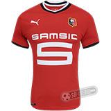 Camisa Stade Rennais - Modelo I