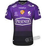 Camisa Barcelona de Guayaquil - Modelo II
