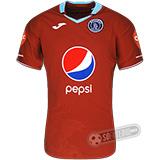 Camisa Deportivo Motagua - Modelo III
