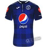 Camisa Deportivo Motagua - Modelo I
