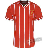 Camisa Liverpool 1984 - Modelo I