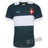 Camisa Palestra Itália 1914 - Modelo I