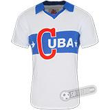Camisa Cuba 1962 - Modelo I