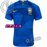 Camisa Brasil - Modelo II Feminina