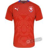Camisa República Tcheca - Modelo I