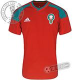 Camisa Marrocos - Modelo I