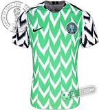 Camisa Nigéria - Modelo I