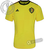 Camisa Bélgica - Modelo II