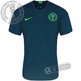 Camisa Nigéria - Modelo II