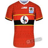 Camisa Uganda - Modelo I
