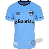 Camisa Grêmio - Modelo III - Charrua (Nations 2018 Uruguai)