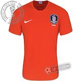 Camisa Coreia do Sul - Modelo I