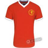 Camisa Liverpool 1977 - Modelo I