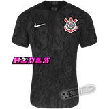 Camisa Corinthians - Modelo II Feminina
