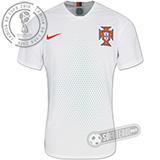 Camisa Portugal - Modelo II