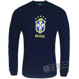 Blusão Brasil (Moletom com Capuz)