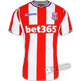 Camisa Stoke City - Modelo I