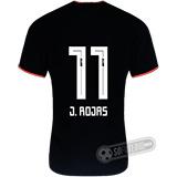 Camisa São Paulo - Modelo II (J. ROJAS #11)