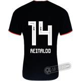 Camisa São Paulo - Modelo II (REINALDO #14)