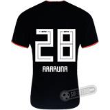 Camisa São Paulo - Modelo II (ARARUNA #28)