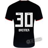 Camisa São Paulo - Modelo II (BRENNER #30)