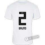 2b5bc10c02 Camisa São Paulo - Modelo I (BRUNO  2)