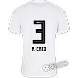 Camisa São Paulo - Modelo I (R. CAIO #3)