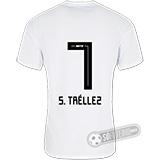 Camisa São Paulo - Modelo I (TRÉLLEZ #7)