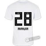 Camisa São Paulo - Modelo I (ARARUNA #28)