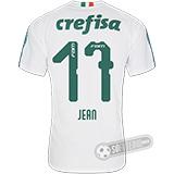 Camisa Palmeiras - Modelo II (JEAN #17)
