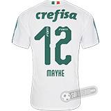 Camisa Palmeiras - Modelo II (MAYKE #12)