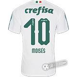 Camisa Palmeiras - Modelo II (MOISÉS #10)