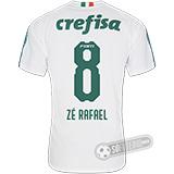 Camisa Palmeiras - Modelo II (ZÉ RAFAEL #8)