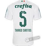 Camisa Palmeiras - Modelo II (THIAGO SANTOS #5)