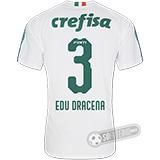Camisa Palmeiras - Modelo II (EDU DRACENA #3)