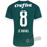Camisa Palmeiras - Modelo I (ZÉ RAFAEL #8)