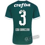Camisa Palmeiras - Modelo I (EDU DRACENA #3)