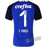 Camisa Palmeiras - Goleiro (F. PRASS #1)