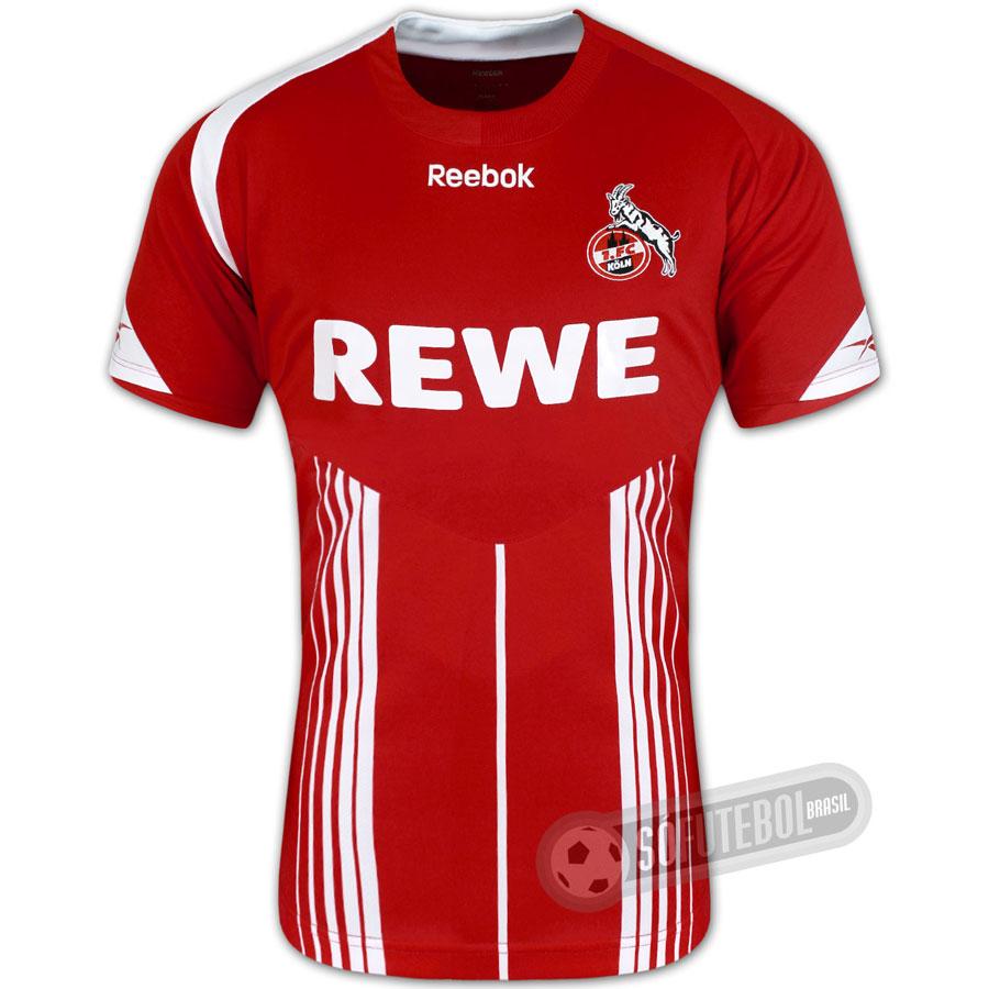 Camisa 1. FC Köln - Modelo I - Promoção. Carregando. 6a3159236b7b0