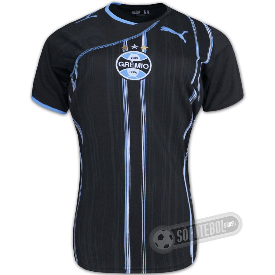 05ae40dcdb126 Camisa Grêmio - Modelo III - Feminina - Promoção