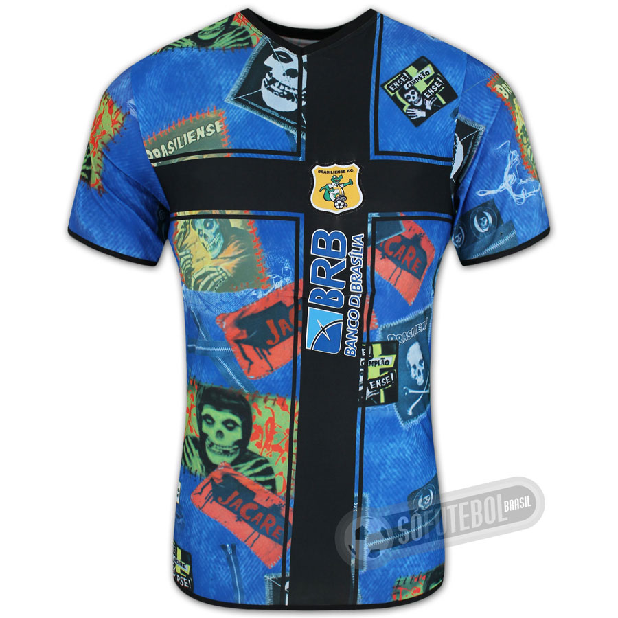 2871fa2756e79 Camisa Brasiliense - Modelo III