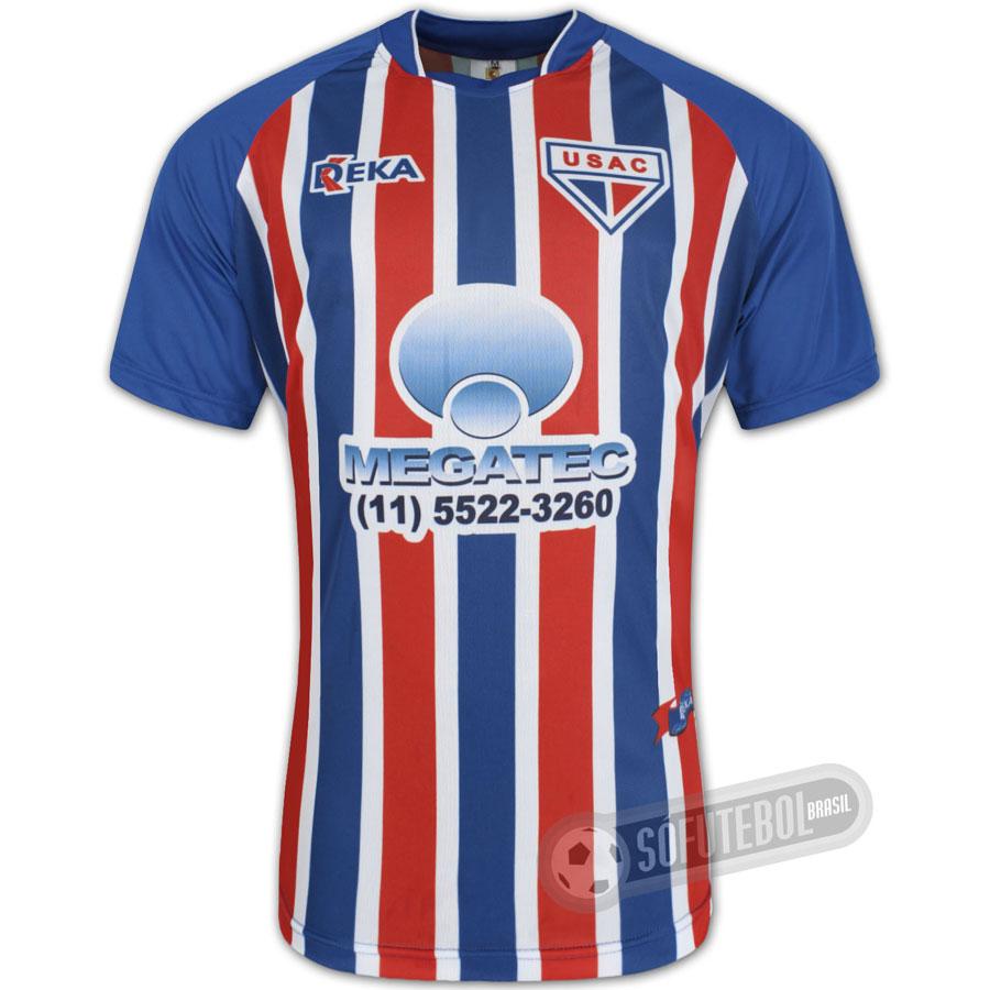 Camisa União Suzano - Modelo I. Carregando. 3edb2d079226a